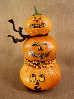 Roly Poly Pumpkins