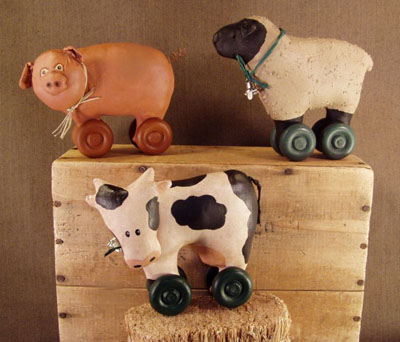 Barnyard Buddies<br> -Sold Separately